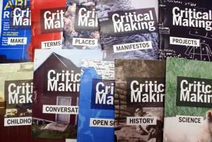 Critical Making Books